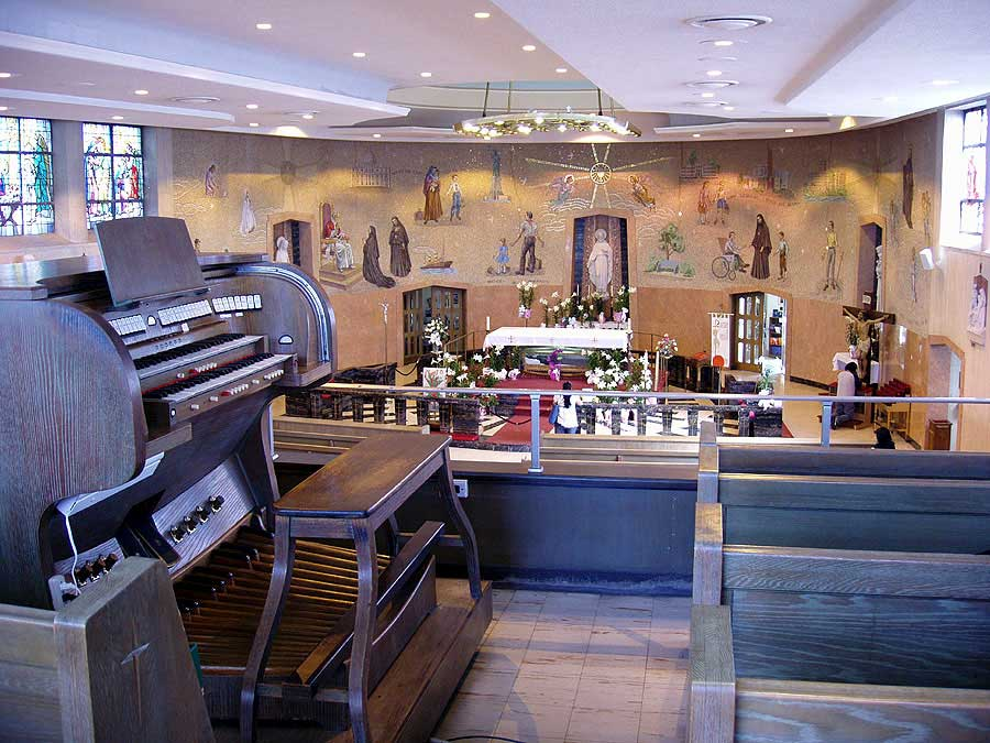 Shrine Organ