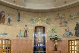Shrine Mosaic
